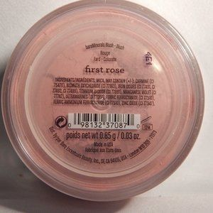 New bareMinerals First Rose Blush 0.85g/0.03 oz